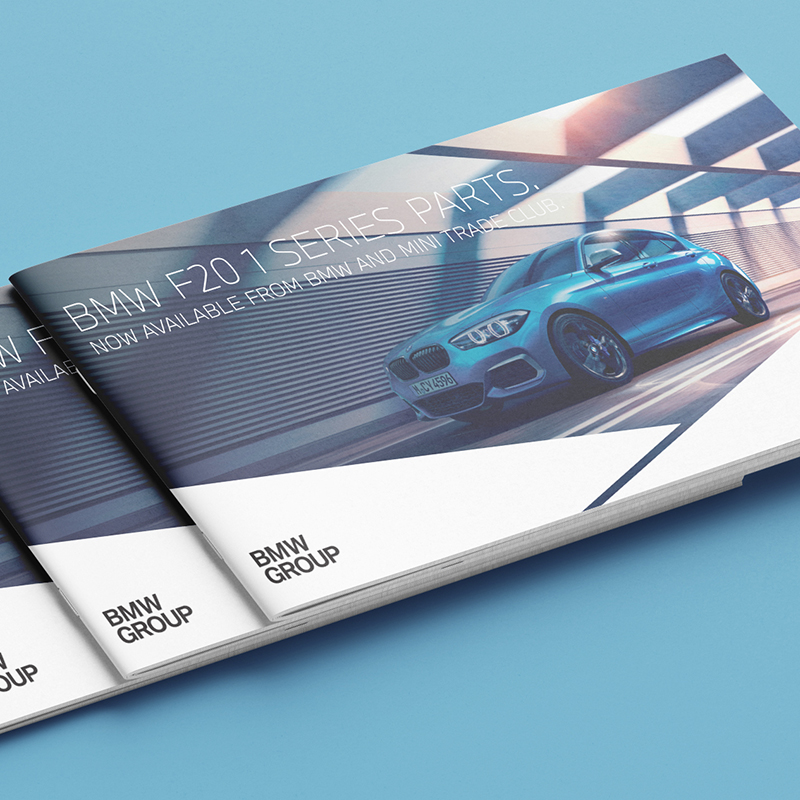 BMW Marketing Designs