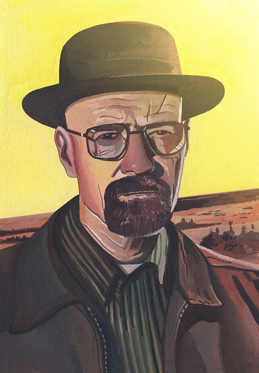 Breaking-bad-portraits
