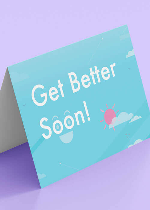 Buy the Get Better Soon Card item