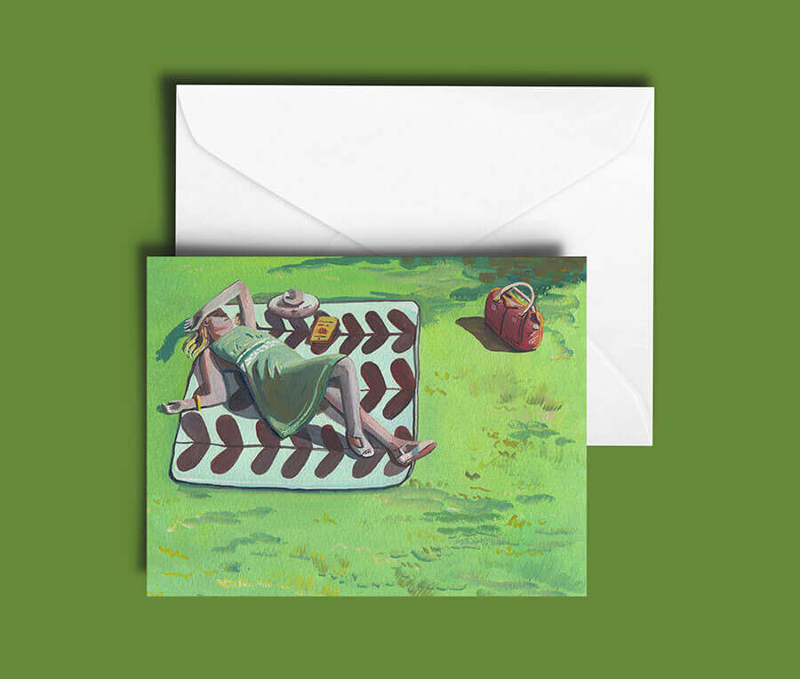 Buy the Figurative Greetings Card