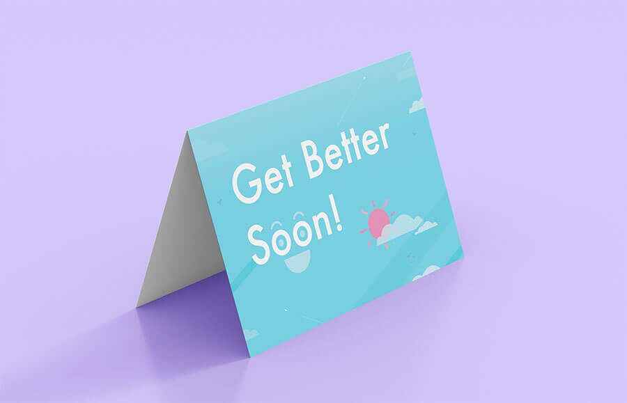 Buy the Get Better Soon Card