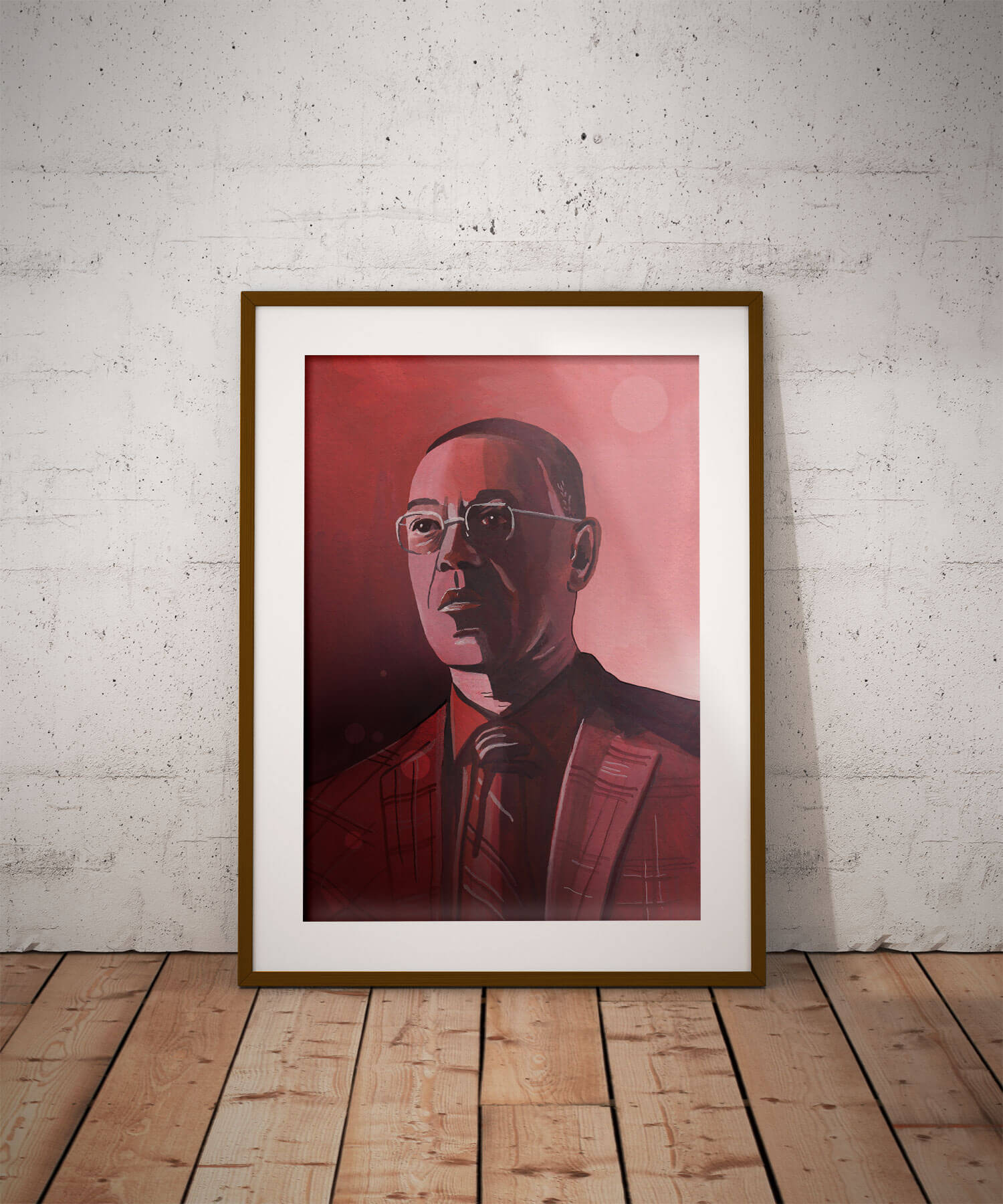 Buy the Gustavo Fring Art Print